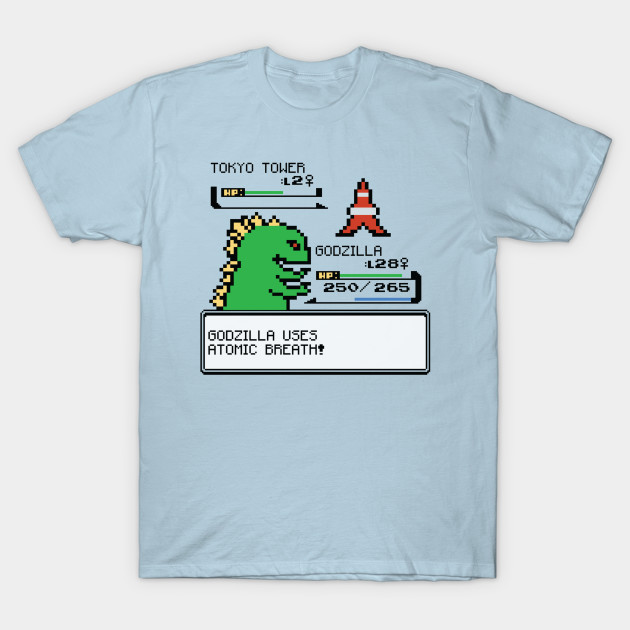 Godzilla I Choose You!!