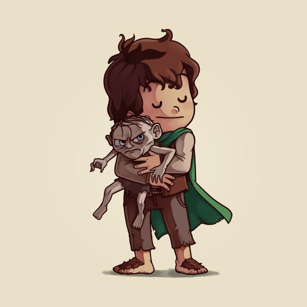 Gollum Needs Love