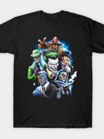 Gotham Rogues Gallery T-Shirt