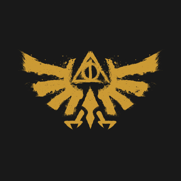 Hyrule Potter & The Deathly Triforce