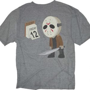 Jason Voorhees Friday the 12th