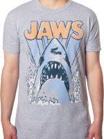 Jaws Animated Shark T-Shirt