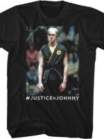 Karate Kid Justice4Johnny T-Shirt