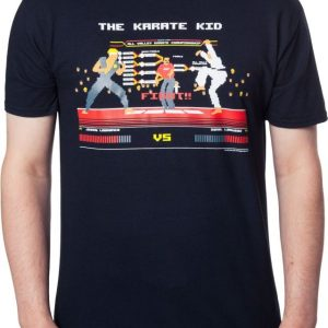 Karate Kid Video Game