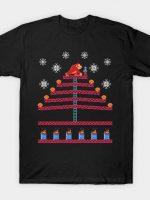 Kongmas Tree - DK Jumpman Ugly Sweater T-Shirt
