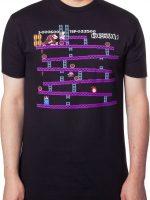 Level One Donkey Kong T-Shirt