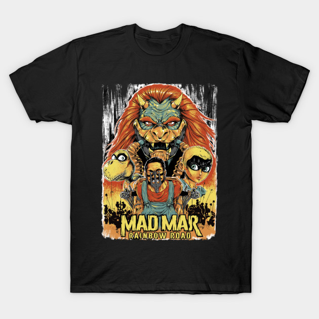 Mad Mar: Rainbow Road