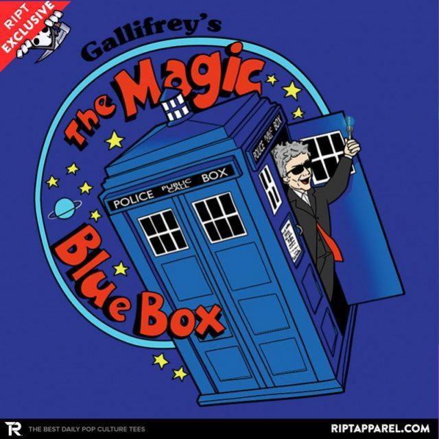 Magic Bluebox