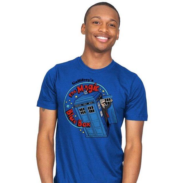 Magic Bluebox T-Shirt