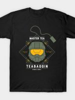 Master Tea - The Original Halo Teabagger T-Shirt