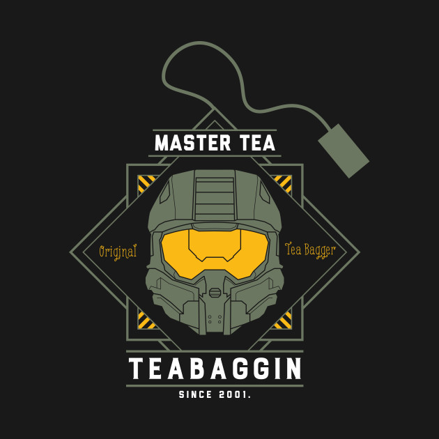 Master Tea - The Original Halo Teabagger