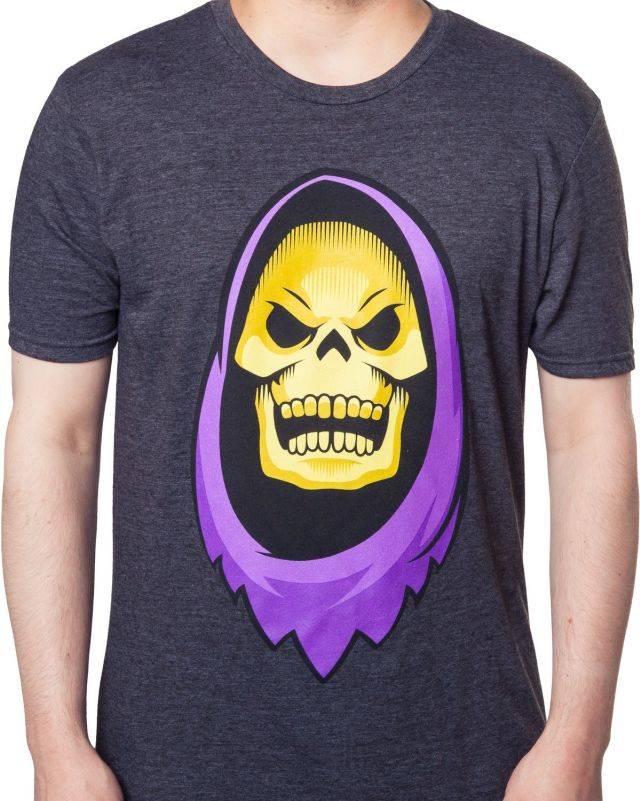 Masters of the Universe Skeletor Face