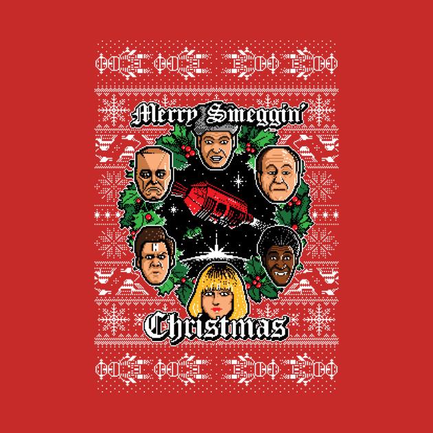 Merry Smeggin' Christmas