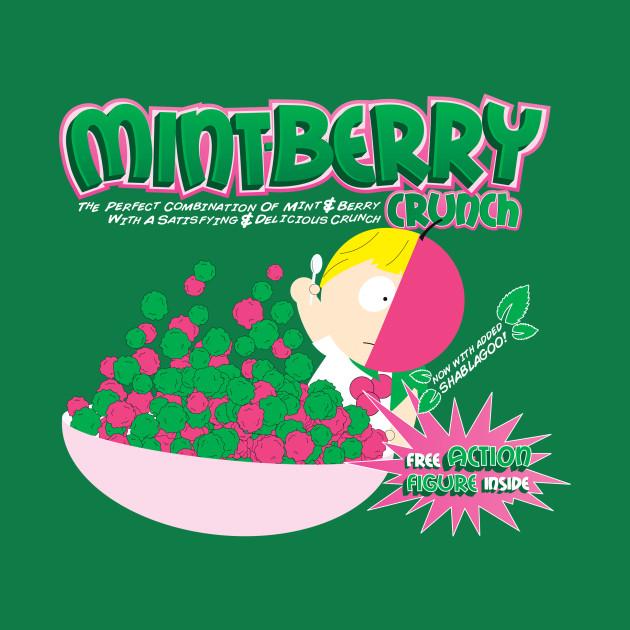 Mintberry Crunch