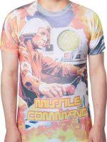 Missile Command Sublimation T-Shirt