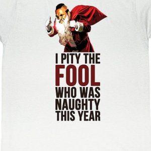 Mr. T Santa
