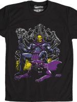 Panthor And Skeletor T-Shirt