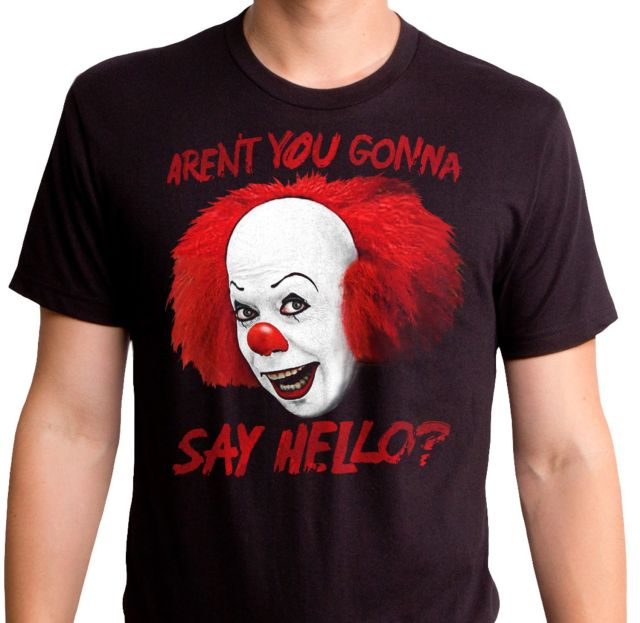 Pennywise Say Hello
