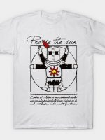 Vitruvian Praise The Sun T-Shirt
