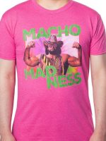 Randy Savage Macho Madness T-Shirt