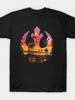 Rebellion Sunset T-Shirt