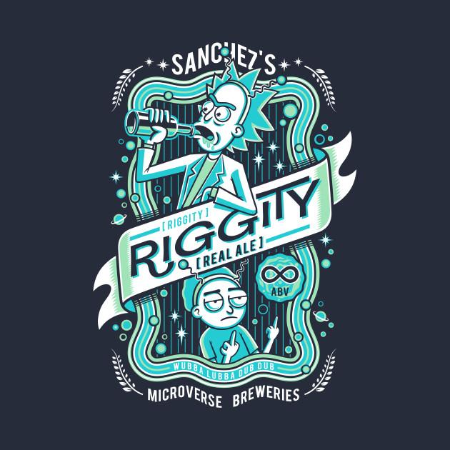 Riggity Real Ale