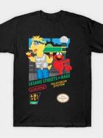 Sesame Streets of Rage T-Shirt