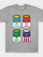 Soup Assemble T-Shirt