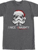 Star Wars Naughty Stormtrooper Christmas T-Shirt