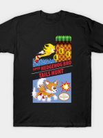 Super Hedgehog Bro & Tails Hunt T-Shirt