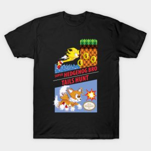 Super Hedgehog Bro & Tails Hunt