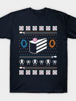 The Christmas Cake Is A Lie T-Shirt