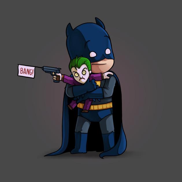 The Joker Needs Love