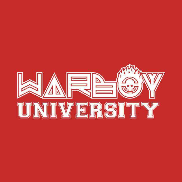 Warboy University - What A Lovely Day