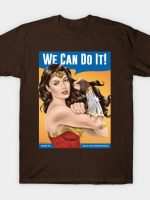 Wonder Riveter T-Shirt