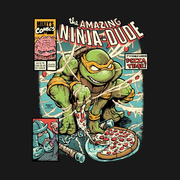 Amazing Ninja Dude