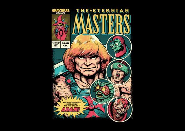 Eternia Masters