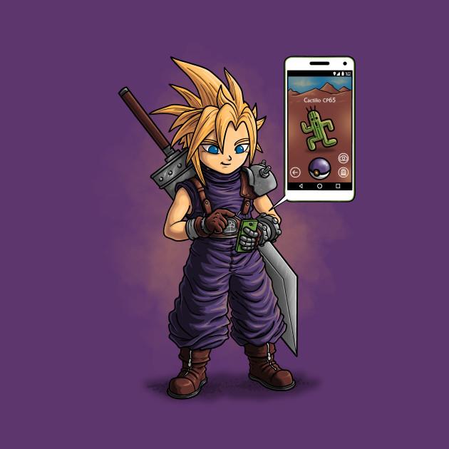 Final Fantasy VII Go