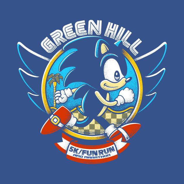 Green Hill 5K & Fun Run