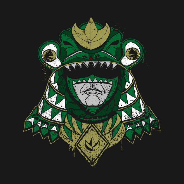 Green Shogun Ranger