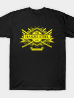Hanzo Steel 2 T-Shirt