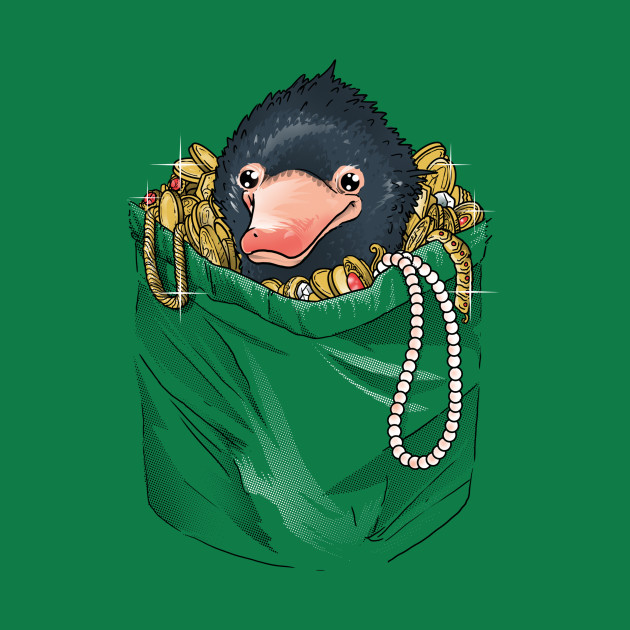 Niffler in yuor pocket