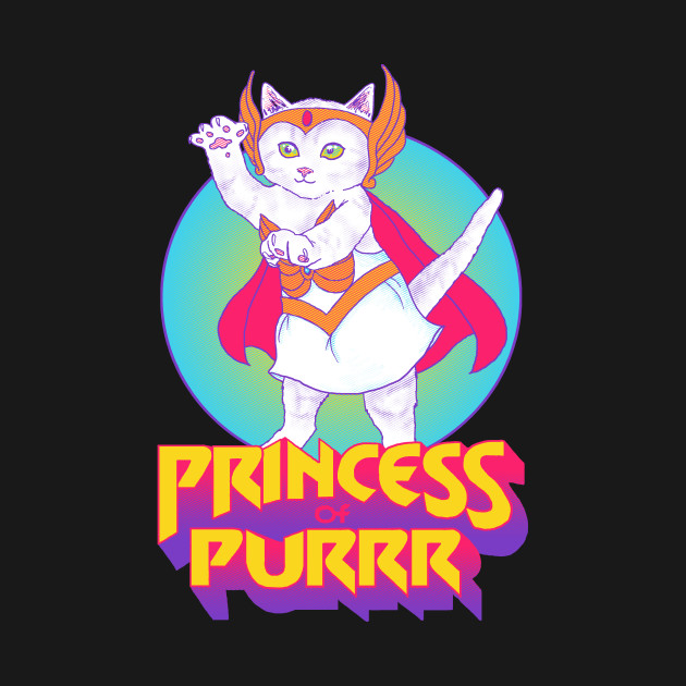 Princess of Purrr