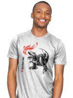 Robot Lizard King T-Shirt