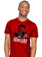 Save The Rebellion T-Shirt