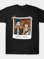 Sick strange world T-Shirt