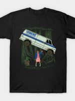 Stranger Jedi T-Shirt