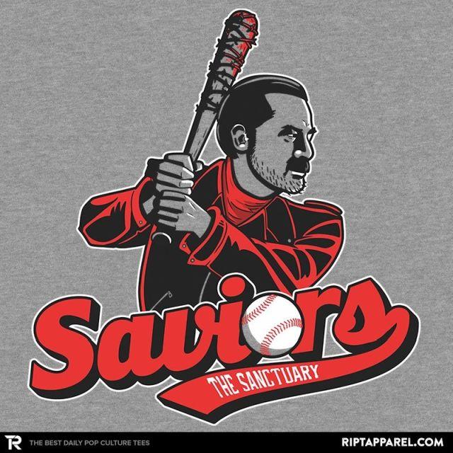 THE SANCTUARY SAVIORS