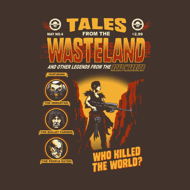 Tales From The Waste