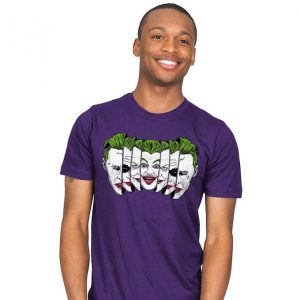 The Joke Has Many Faces T-Shirt